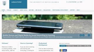 UBC Library Online Course Reserves in Connect