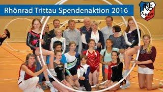 Rhönrad Trittau Spendenaktion 2016