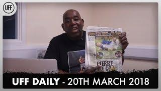 Is Mourinho Ruining Luke Shaw? | UFF Daily