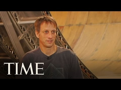 TIME Magazine Interviews: Tony Hawk