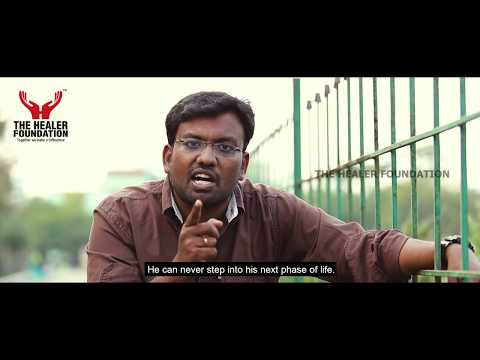 The best video to overcome FEAR | By Sakthi