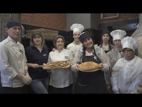 """Благотворительный мастер-класс в пиццерии """"Луковка"""", Звенигород. #charity"""