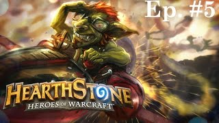 HearthStone Zapper Ep. #5 - Seatstory Cup and Going SMOrc
