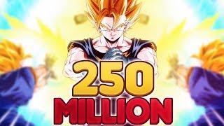 NANO'S 250M GLOBAL TICKET AMOUNT IS...?! GLOBAL 250M SUMMONS! Dragon Ball Z Dokkan Battle