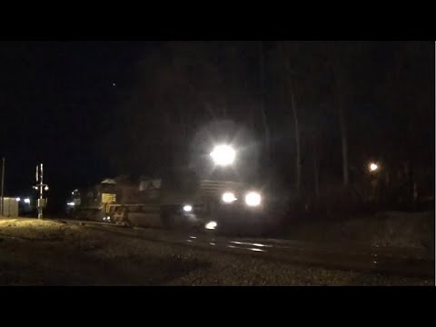 Norfolk Southern 961 EB Power W/ ACe & Awesome Crew! Mableton,Ga 02-22-2020©