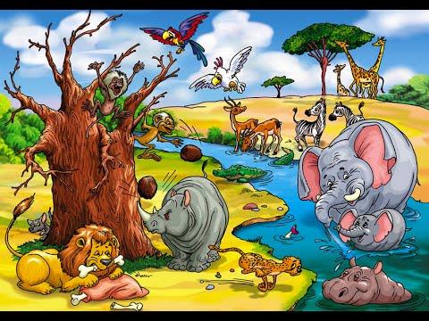 Видео Какие в африке полезные ископаемые