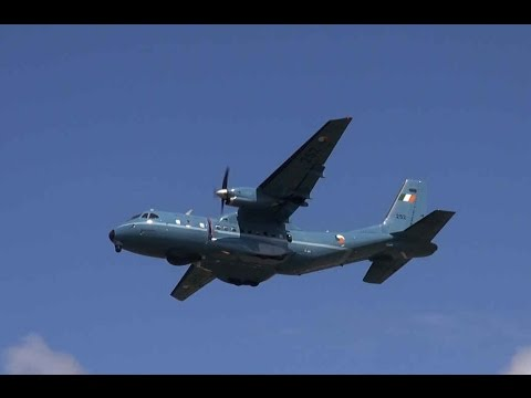Irish Air Corps CASA CN235-100MPA Persuader - RIAT 2016