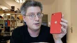 Apple iPhone SE 2020 Test Fazit nach 2 Wochen