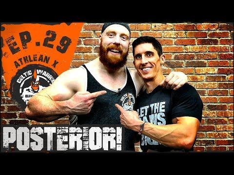 Ep.29 Jeff Cavaliere Athlean-X Posterior Chain Workout...