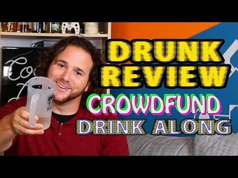 Best Crowdfunding Projects August 2015 - Drunk Tech Review