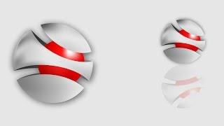 Como CRIAR um LOGOTIPO 3D no CorelDRAW X8 | TUTORIAL | PASSO A PASSO | EDESIGN