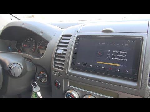 Магнитола Универсальная Nissan Navara DjAvto 3030