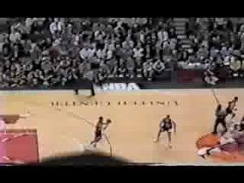 Inside United Center - Chicago Bulls 1998