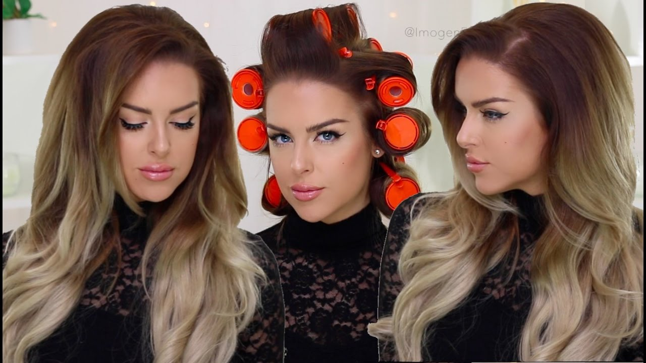 Rollers hot Hair pictures catalog photo