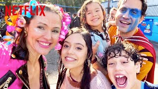 Car Wash Set Tour 🚘 YES DAY | Netflix Futures