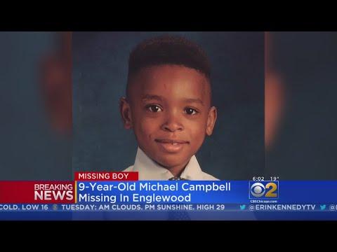 Englewood Boy Missing; Didn't Return Home From School