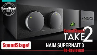 Naim Audio Supernait 3 Integrated Amplifier Review (Take 2, Ep:13)