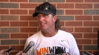 OSU Football: Mike Gundy