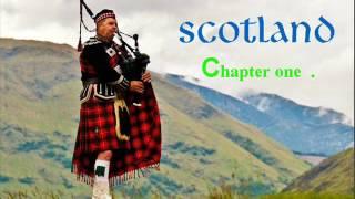 Шотландская музыка , традиционная музыка .Playing the bagpipes. Folk music of Scotland. Part of : 1 thumbnail