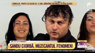 Sandu Ciorbă, povestea vieții în țigănie! 8 copii cu 3 femei!