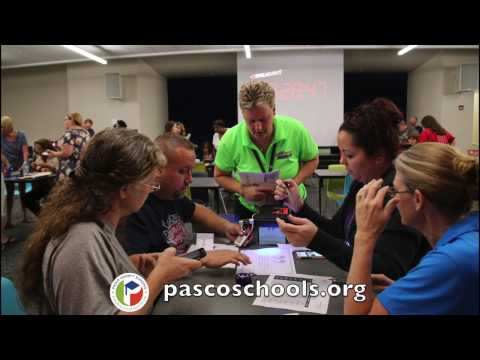 Breakout Education at Bayonet Point Middle School