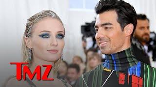 Joe Jonas & Sophie Turner Drop $11 Mil on Miami Mansion | TMZ TV