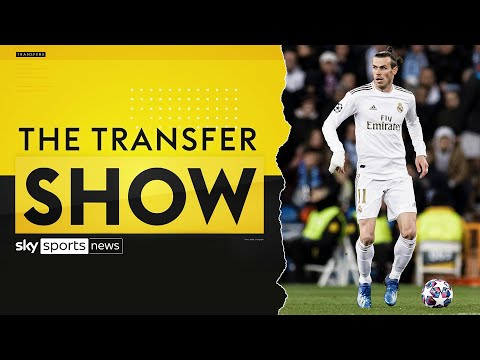 Bale expected to arrive in London on Friday to complete Spurs move 👀 | The Transfer Show