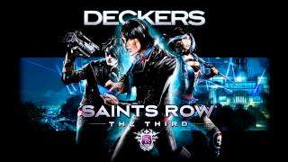 Saints Row: The Third [Soundtrack] - Deckers Headquarter (My Name is Skrillex)