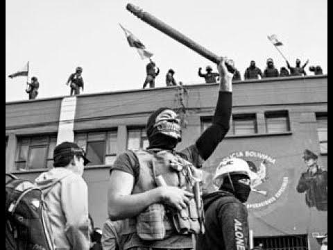 А. Манчук. В Южной Америке взорвался политический вулкан