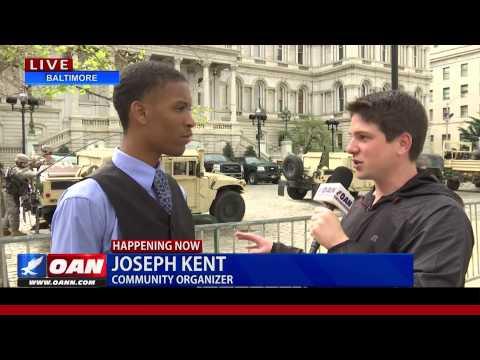 Matt Schuck Joseph Kent Interview
