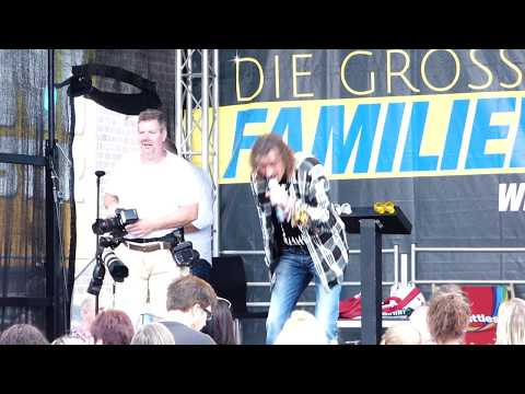 Martin Rose(Wolfgang Petry Double) Live@Edeka Driller Bochum, Familienparty 18.06.2017