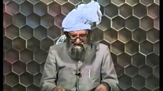 Urdu Dars Malfoozat #198, So Said Hazrat Mirza Ghulam Ahmad Qadiani(as), Islam Ahmadiyya