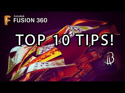 My Top 10 Tips for Learning Sculpt Mode in Autodesk Fusion 360