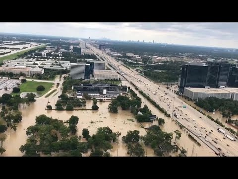Parts of Houston dry out as others face new flooding threats