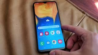 Galaxy A20 Review