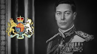 "Anthem of the British Empire ""God Save the King"" (1901-1952)"