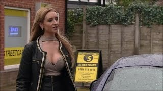 Coronation Street - Catherine Tyldesley as Eva Price 8