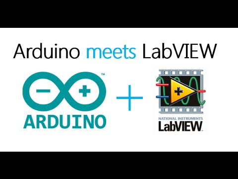 1. First Step To Interface Arduino With Labview