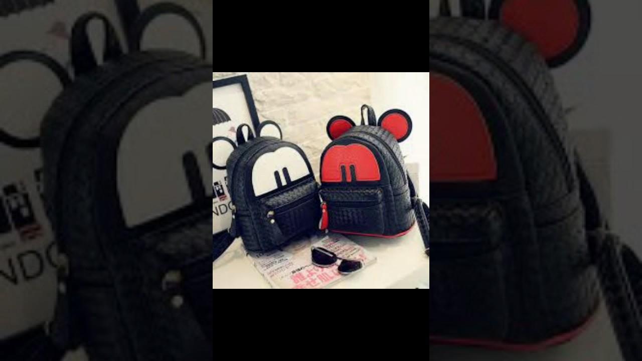 ab8c5d79cf0d6 صور حقائب كيوت - YouTube