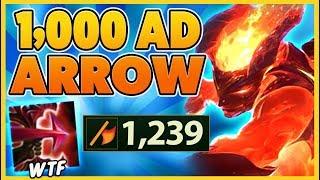 *1,000+ ATTACK DMG* 5,000 DAMAGE FIRE ARROWS (ONE-SHOTS) - BunnyFuFuu