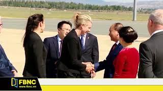 Thủ tướng bắt đầu thăm chính thức Australia | FBNC