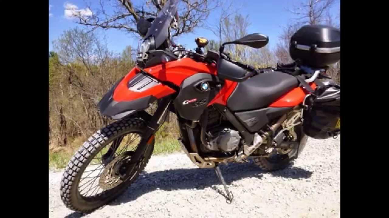 Bmw Bikes 2015 Bmw G650gs Youtube