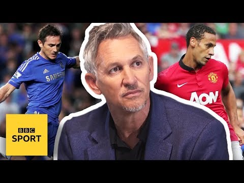 Match of the the Day's Premier League all-time XI - BBC Sport