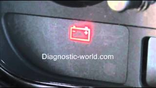 Toyota Battery Warning Light   What it means & Checking It
