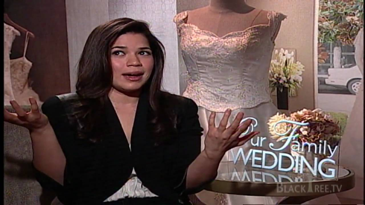 Our Family Wedding.Our Family Wedding America Ferrera Discusses Culture Perfect Timing And Her New Film