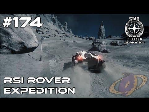 Star Citizen #174 RSI Rover - Expedition [Deutsch] [QuadHD]