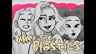 Meet the Plastics ~ MEAN GIRLS ANIMATIC