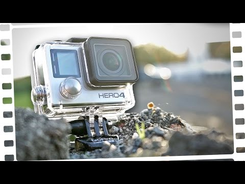 GoPro Hero 4 Black - 4k Actioncam im Test!из YouTube · Длительность: 6 мин38 с