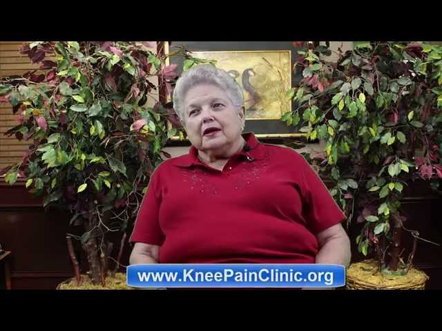 Knee Pain Clinic in Brownsville Tx