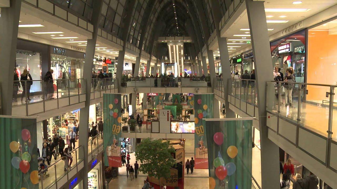 Karlsruhe Innenstadt Shopping
